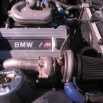 BMW m42 boosted